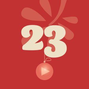 Elävän arkiston joulukalenterin luukku 23.