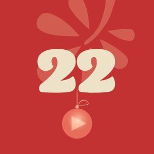 Elävän arkiston joulukalenterin luukku 22.
