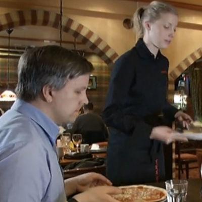 Ravintolassa