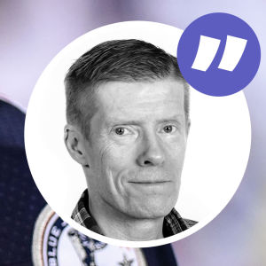 Anders Nordeswan är Yle Sportens NHL-kolumnist