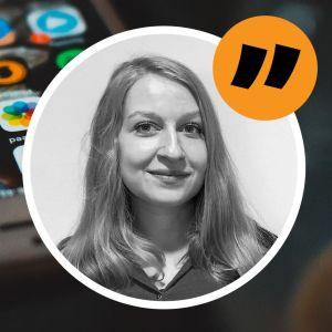 Anna Lillkungs kommentar om cancel culture.