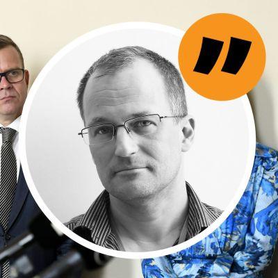 Markus Ekholms analys om oppositionens missnöje med regeringen Marin.