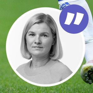 Kolumn av Yle Sportens Anki Karhu