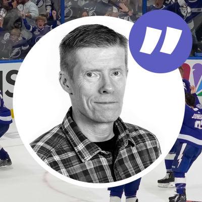 Anders Nordenswans NHL-kolumn om Tampa Bays titel 2021.