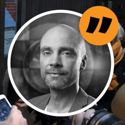 Freddi Wahlströms kommentar om regeringskrisen.