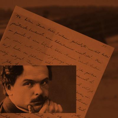 Toivo Kuulan kirje.