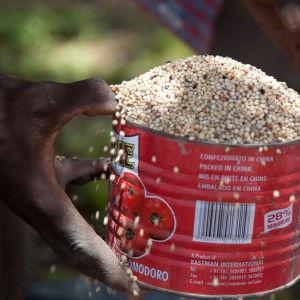 Ruoka-apua afrikassa