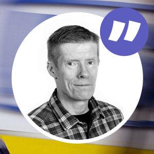 Olli Jokinen i närdbild.