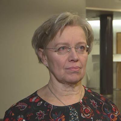 Biträdande justitieombudsman Maija Sakslin