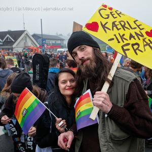 Färöarna / Färö Pride