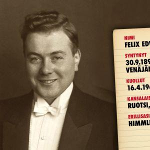 Felix Kerstenin henkilötiedot.