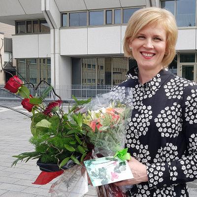 Etelä- Karjalan maakuntajohtaja Satu Sikanen
