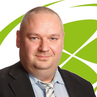 Etelä-Pohjanmaan keskustapiirin toiminnanjohtaja Aki Utter