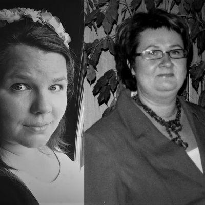 Katri Ikävalko, Anne Vihavainen ja Tiina Wilen-Jäppinen.