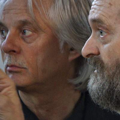 Manfred Eicher ja Arvo Pärt