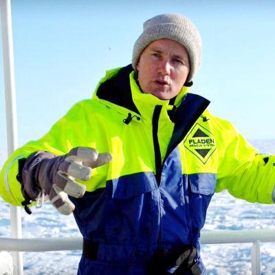 Hur skall det gå för Nordpolen?