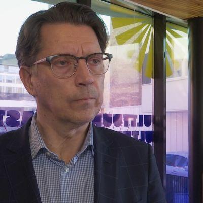 sivistys- ja kulttuurijohtaja, Mika Penttilä, Oulun kaupunki