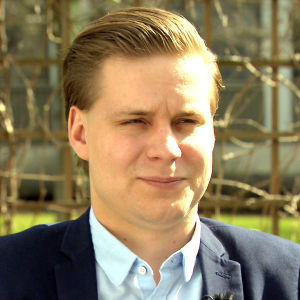 Matias Makkonen, småplacerare