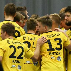 HC Tallinns spelare.
