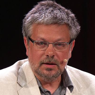 Kirjailija Mihail Šiškin