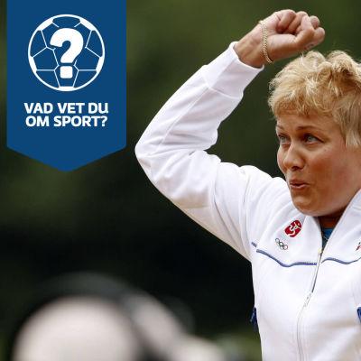 Satu Mäkelä-Nummela firar sitt OS-guld. Men när fick hon det?
