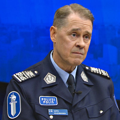 Seppo Kolehmainen Ykkösaamussa 8. helmikuuta 2020.