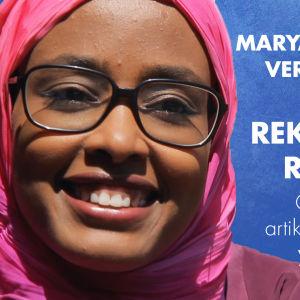 Maryan Abdulkarim ja verkkolukupiirin tiedot