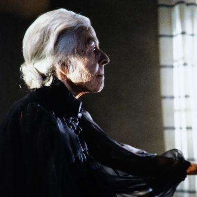 Soli Labbart som Helene Schjerfbeck, 1991
