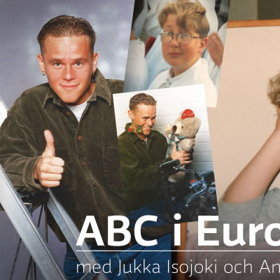 ABC i Eurodance med Jukka Isojoki och Antti Koivukangas.