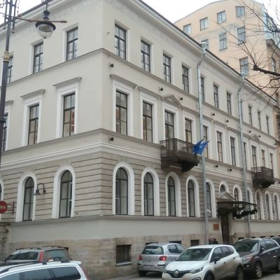 Finlandshuset i S:t Petersburgi Ryssland