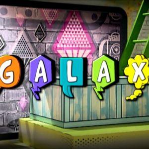 Galaxin tunnuksen kuvakaappaus 2012