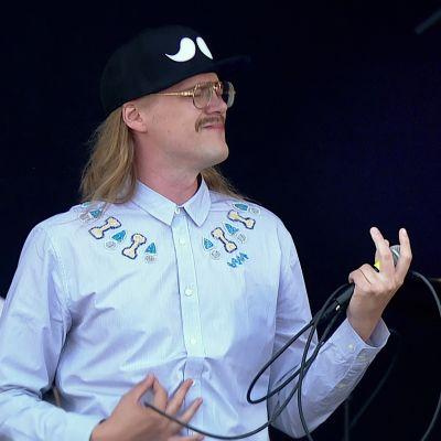 Stig & Kullankaivajat Ruisrockissa 2014