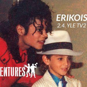 Michael Jackson ja nuori poika