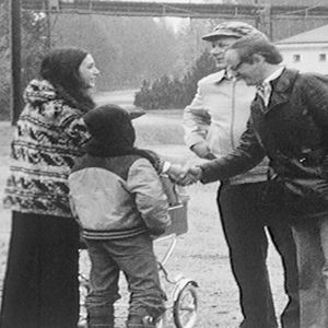 Chileläispakolaisia Suomessa 1975
