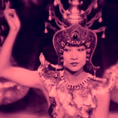 Love is all: 100 vuotta rakkautta. Dokumenttielokuva. Kollaasileokuva. Kuvassa Anna May Wong.