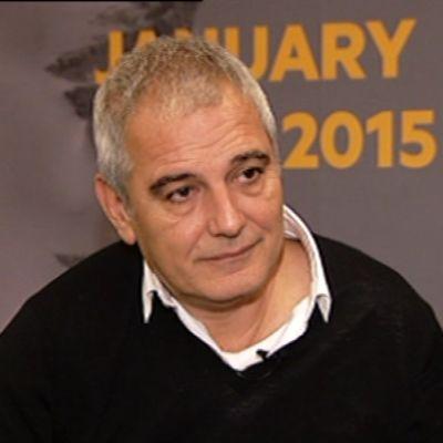 Filmregissören Laurent Cantet