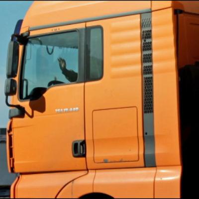 Låglönechaufförerna har usla arbetsvillkor