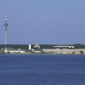 Pirita ja Tallinnan TV-torni.