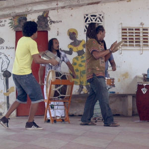 Sound Tracker - Brasilia, Grupo Bongar