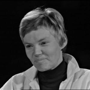 Författaren Märta Tikkanen