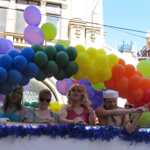 Helsinki Pride 2010 -kulkue
