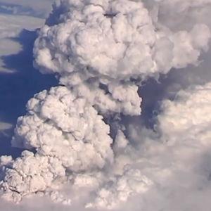 Tulivuorenpurkaus Islannissa