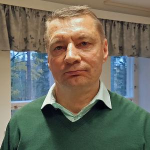 Parikkalan kunnanjohtaja Vesa Huuskonen
