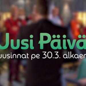 Uuden Päivän 5. kauden uusinnat alkaen 30.3.2018