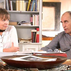 Susanne Gottberg och Jörn Donner