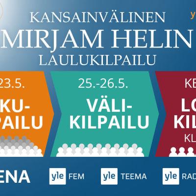 Helin-kilpailun Yle-logo.
