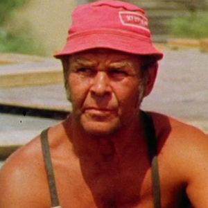 Suomalainen rakennusmies Irakissa vuonna 1980.