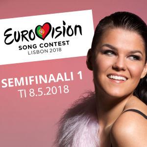 Saara Aalto on Suomen euroviisuedustaja 2018. Saara esiintyy Semifinaali 1'ssä ti 8.5. esiintymisnumerolla 15.