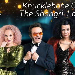 UMK17-kilpailija Knucklebone Oscar & The Shangri-La Rubies