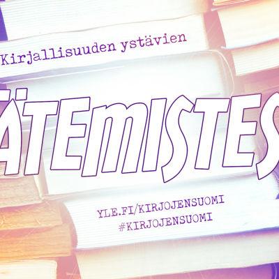 Kirjojen Suomen pätemistesti himolukijoille.